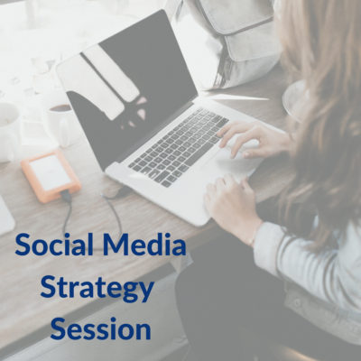 Social Media Strategy Session